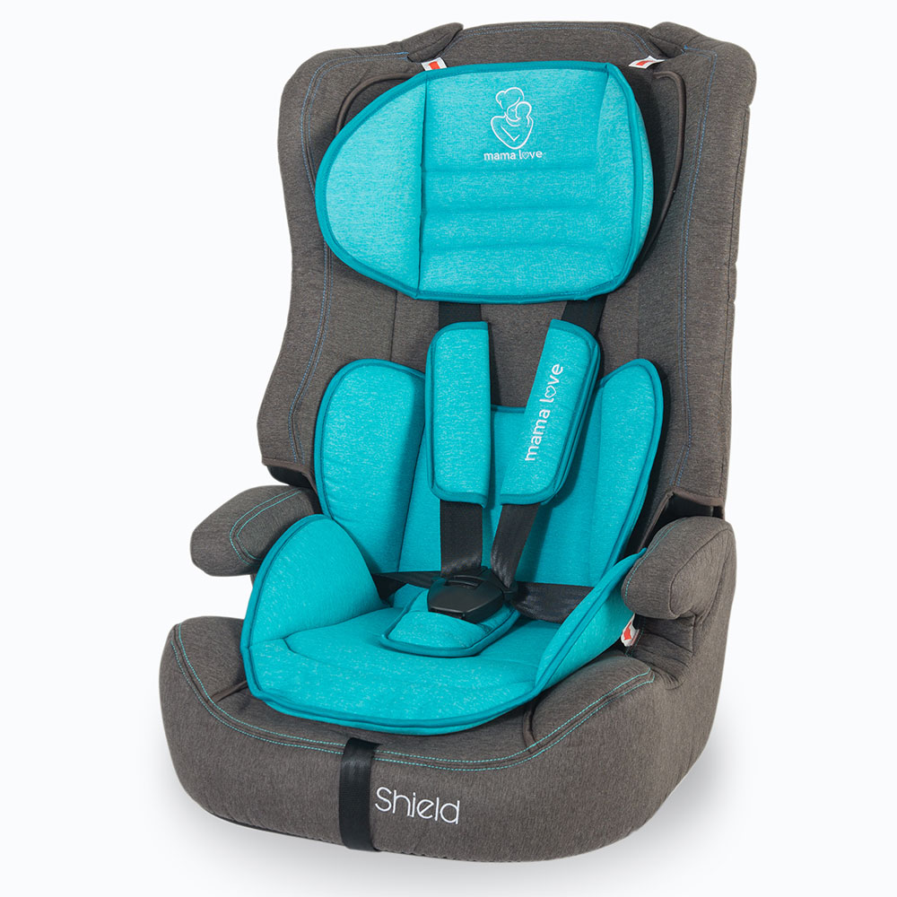 Scaun Auto Mamalove Shield Grupa 9-36 Kg Albastru